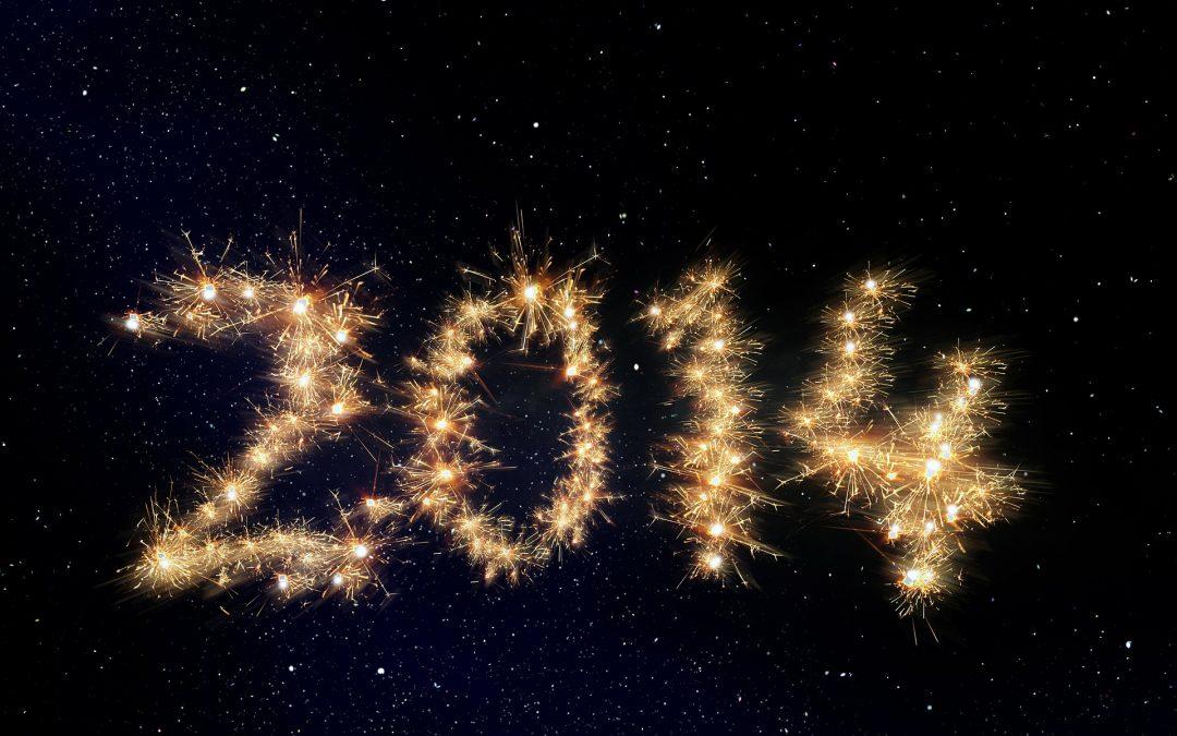 ¡Adios 2013! ¡Bienvenido Detrasdelmapamundi!