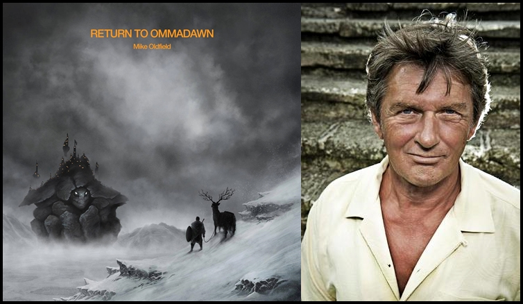 REGRESO A OMMADAWN ( Mike Oldfield)